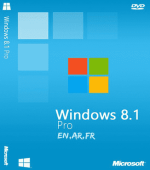 تحميل Windows 8.1 Professional VL En,Ar,Fr March 2015